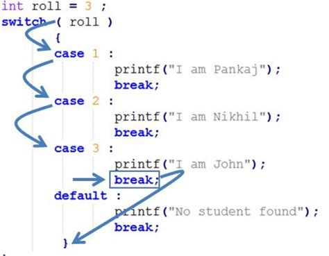 java break statement java tutorials clearncom