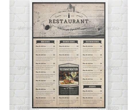 speisekarten vorlagen archives restaurant marketing erfolg