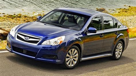 2012 Subaru Legacy 36r Limited Review Notes Solid