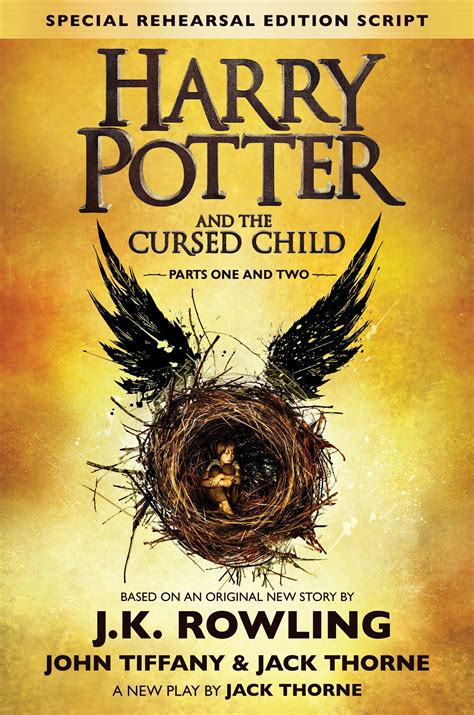 harry potter and the cursed child harry potter wiki