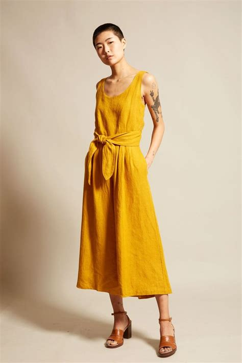 womens yellow jumpsuit 25 best ideas about yellow jumpsuit on