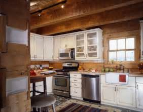log cabin kitchen cabinet ideas 1000 ideas about cabin kitchens on modular
