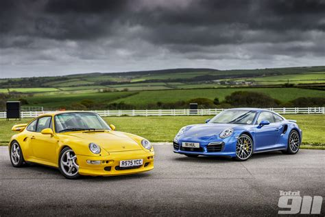 Do Certain Porsche 911s Suit Certain Colours
