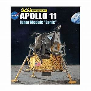 Apollo 11 Model Kit - Pics about space
