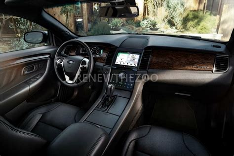 ford  ford taurus sho interior   ford