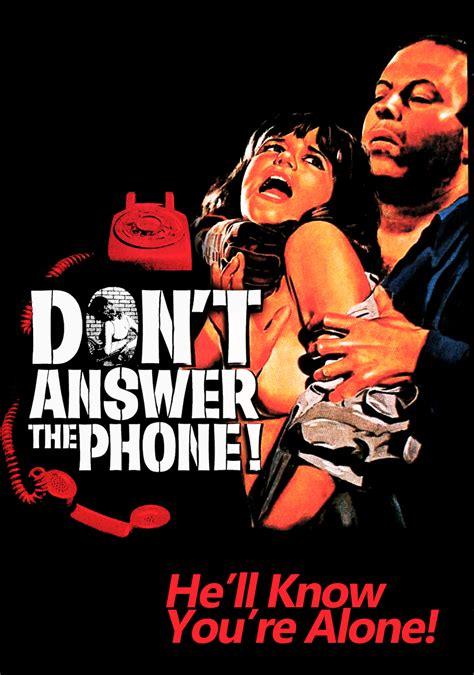 don t answer the phone fanart fanart tv