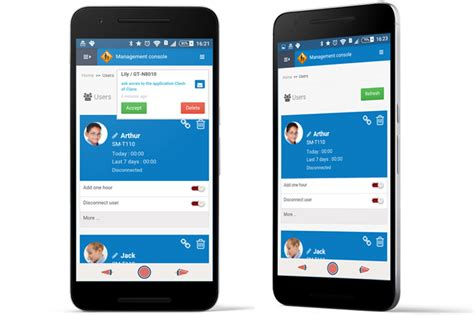 parental android contr 244 le parental android parentsdanslesparages