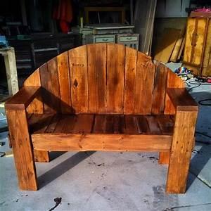 Outdoor Pallet Bench Designs Palettenmbel Palette