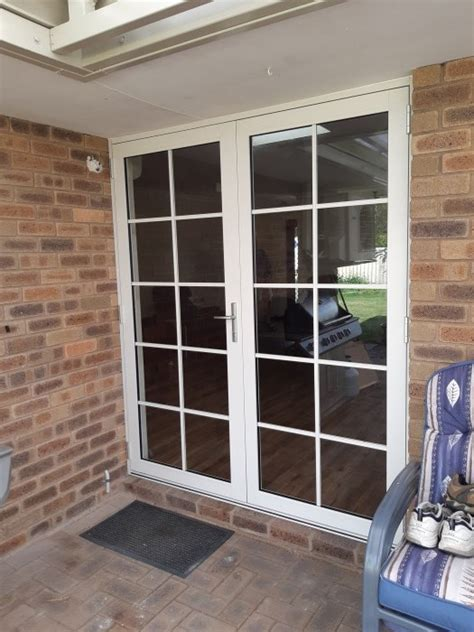aluminium french doors perth custom screens