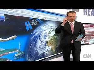 CNN BREAKING NEWS - NASA SOLAR STORM WARNING - YouTube