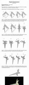Dragon facile en origami pliages japonais le comptoir for Kitchen cabinets lowes with pliage papier facile