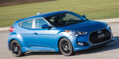 At edmunds we drive every car we review, performing road tests and competitor comparisons to help you find your perfect car. The 2016 Hyundai Veloster Is Fun and Flawed