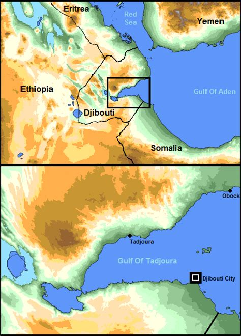 Gulf of Tadjoura - Wikipedia