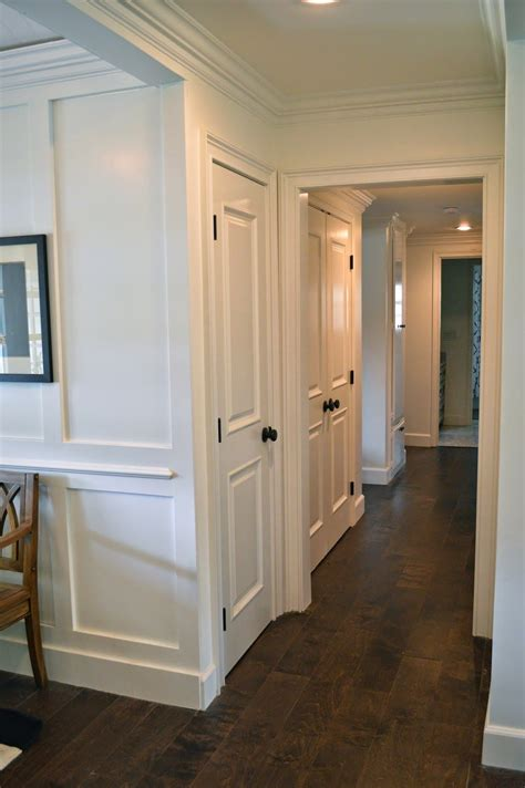 cape  ranch renovation great room entry