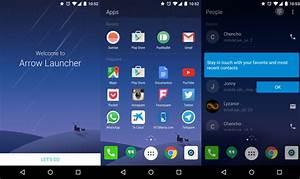 Arrow, el nuevo launcher de Microsoft para Android