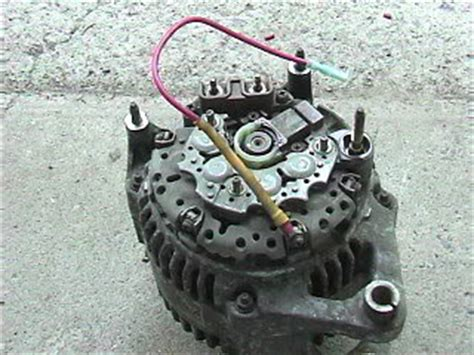 Diesel Tach Wiring by Where To Connect Tach In Alternator Dodge Diesel