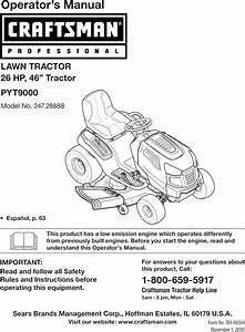 Mtd 13ar91pt099 User Manual Tractor Manuals And Guides