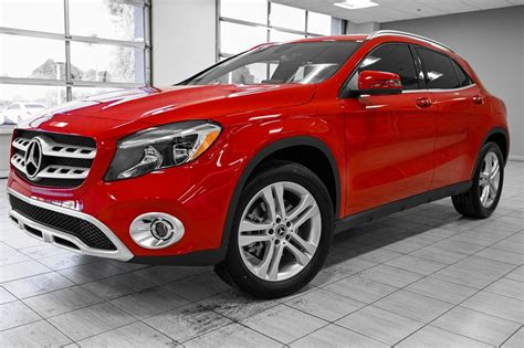 Find out what these beauties offer! New 2020 Mercedes-Benz GLA 250 SUV in Peoria AZ