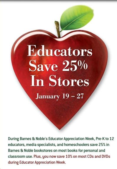 Barnes And Noble 25 by Barnes And Noble Discount Week 25 Nearly