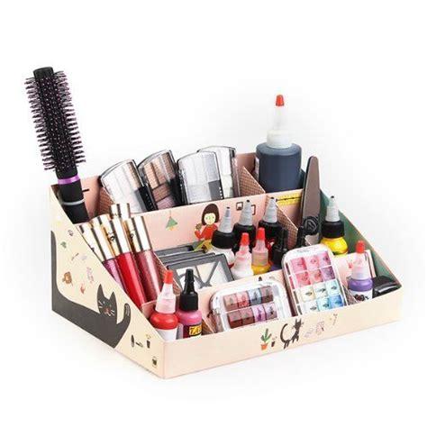 boite rangement bureau boîte de rangement organisateur diy en papier pour bureau