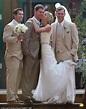 """Glee"" Star Heather Morris Marries Taylor Hubbell (Wedding ..."
