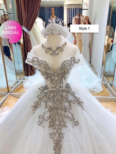luxury white queen style sleeves sparkle beaded bodice