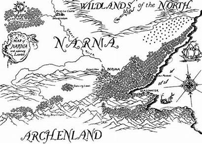 Caspian Prince Narnia Map Coloring Chronicles Pages