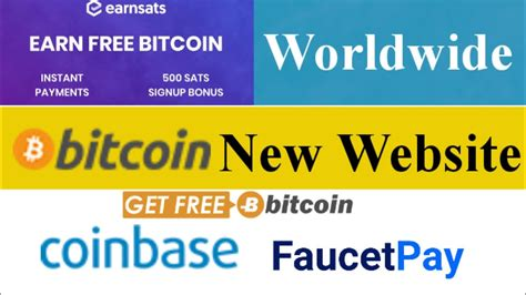 Earn free bitcoins is the simplest solution to get extra bitcoins without effort. BTC Earning New Website || Earn Bitcoin Without Investment Worldwide Legit Site Earnsats.co ...