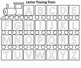 Tracing Train Activities Preschool Printable Letters Letter Printables Kindergarten Activity Teaching Quotes Elementary Teacher Students sketch template