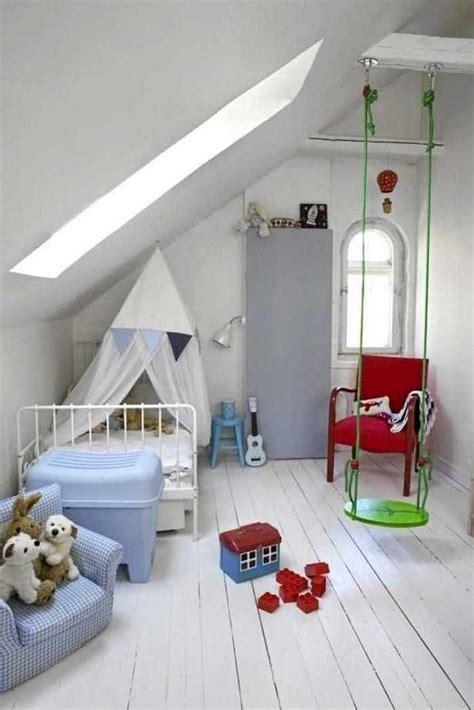 Ideen Für Kinderzimmer Mit Dachschräge by Kinderzimmer Ideen Dachschr 228 Ge