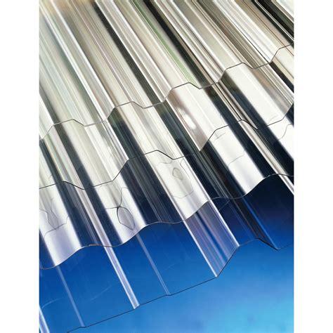 plaque polycarbonate pour plaque acier 63e 2 x 1 05 m leroy merlin