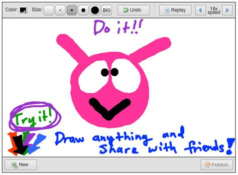 draw    video replay   drawing web cool tips