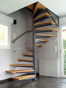 Escalier Helicoidal Exterieur Prix : escalier quart tournant colmar escalier design ~ Premium-room.com Idées de Décoration