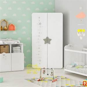 chambre bebe nos conseils pour l39amenager marie claire With temperature ideale pour chambre bebe