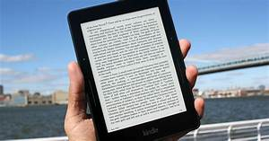 Amazon Kindle Voyage Review The Best E Reader Is Also The