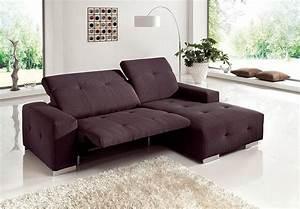 Couch Mit Elektrischer Relaxfunktion : ecksofa francisco sofa lila mit elektrischer relaxfunktion 257 cm ~ Indierocktalk.com Haus und Dekorationen
