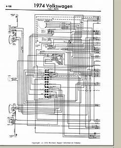 Generator Wiring Diagram 1974 Vw Thing