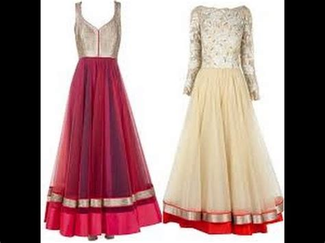 Boat Neck Gown Cutting by Anarkali Lehnga Suit Umbrella Frock Silai Cutting