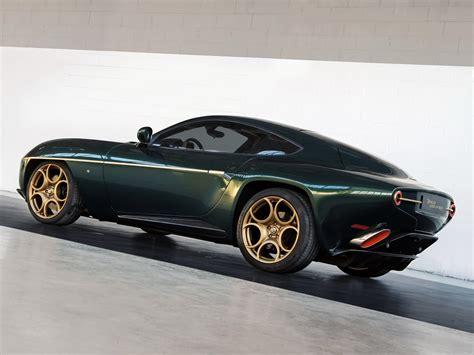 alfa romeo disco volante top gear touring s breathtaking alfa disco volante wears green and