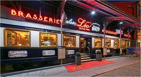cuisine sur le bon coin wagon léo restaurant bistro hôtel à bastogne