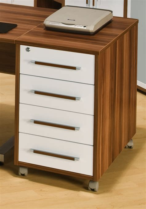 deko fürs büro rollcontainer walnuss bestseller shop f 252 r m 246 bel und