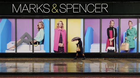Marks And Spencer Sees First Profit Rise For Four Years