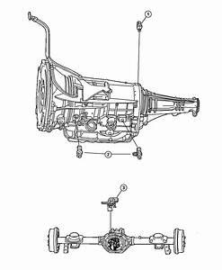 2004 Dodge Ram 1500 4x4  5 7l V8 Hemi Mds Vvt  6