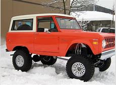 My 76 Bronco Introductions 6696 Ford Broncos Early