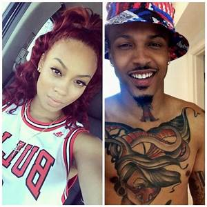 August Alsina And His Sister | www.pixshark.com - Images ...