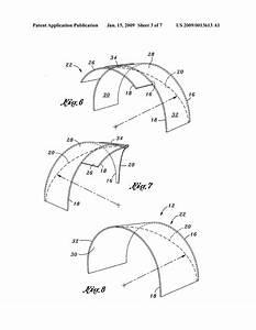 Groin Vault Ceiling Kit