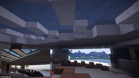 boveys minecraft replica  markus notch perssons beverly hills mansion ethiogrio