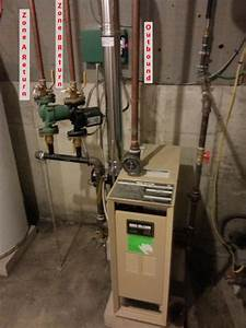 Weil-mclain Gas Boiler - 2 Zone System - 1 Zone Not Circulating