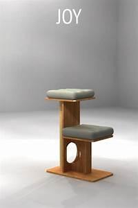 Arbre A Chat Moderne : 25 best ideas about cat furniture on pinterest cat climbing tree cat trees and cat beds ~ Melissatoandfro.com Idées de Décoration