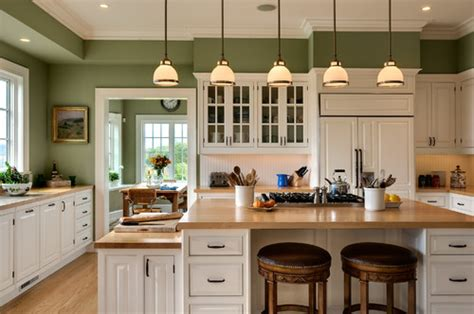 farmhouse kitchen colors best color floor with oak cabinets home design and decor 3697